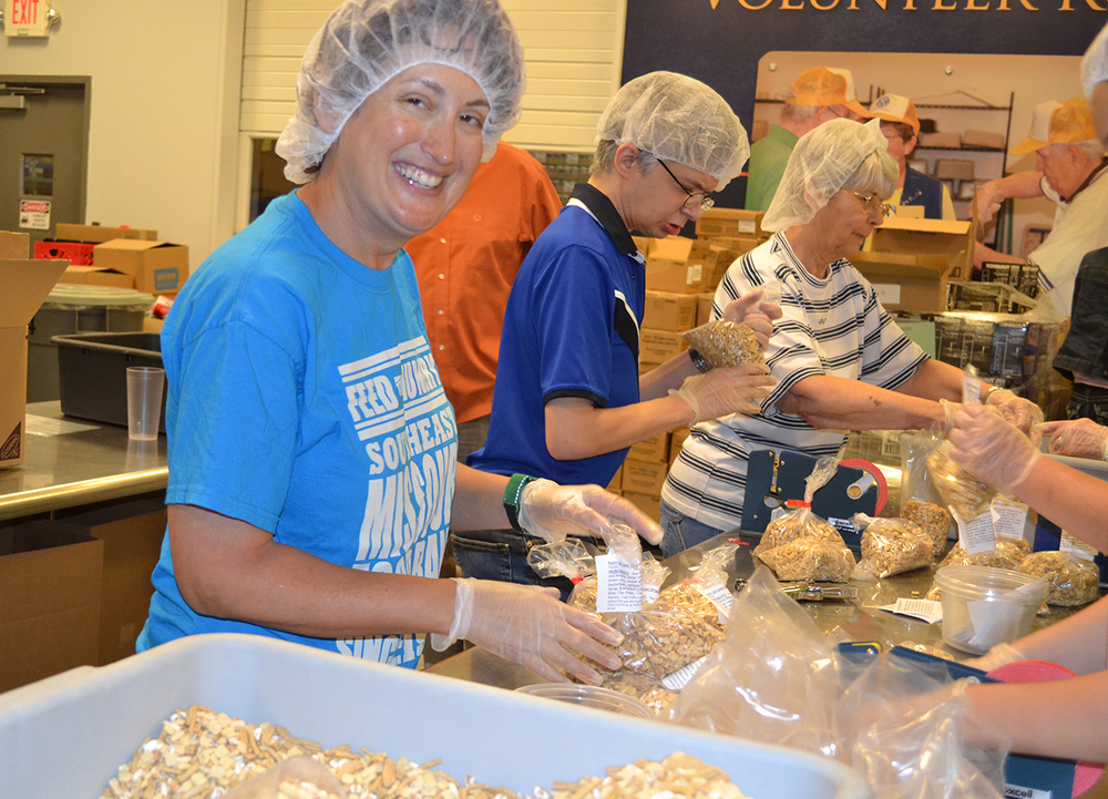 The Food Bank Of Central Missouri