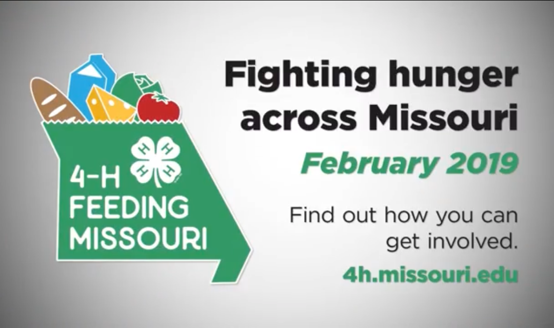 4H Feeding Missouri