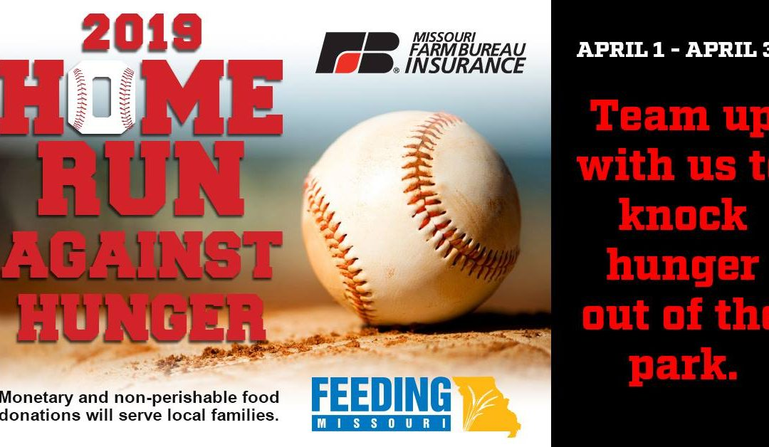2019 Home Run Against Hunger